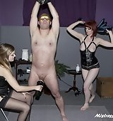 Double Dominatrix with Missy and Sidney