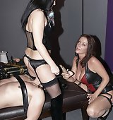 Rachel Steele with Mistress Karma