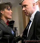 Dominatrix Annabell - Double Domme