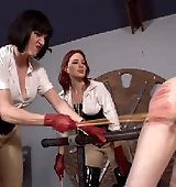 Brutally Merciless Caning