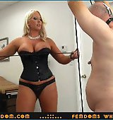 Goddess Alura ..::.. Statuesque Amazon-Goddess with giant boobs is whipping the inferior old fart ..::.. SUPER HD