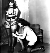Vintage domination galleries